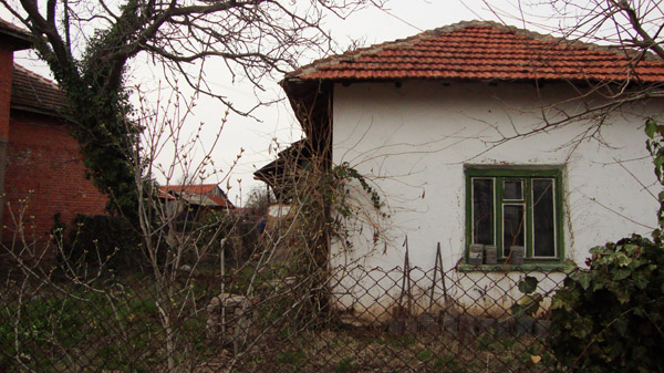 Small house in Bulgaria