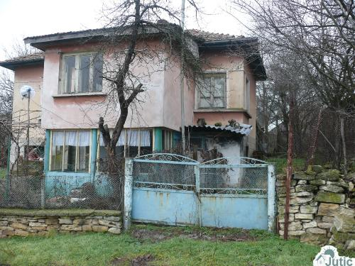 House near Serbian border